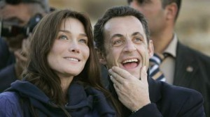 Bruni - Sarkozy<br>Crédits photo : ASSOCIATED PRESS
